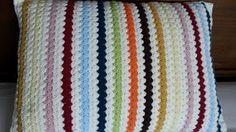 Phatufa: Almofada Granny Stripe