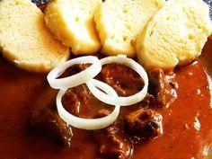 Nejchutnější kančí guláš (best Boar stew) - videorecept - YouTube