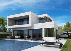 Neubau Luxusvilla mit Pool, natürlich! Details zum #Immobilienangebot unter https://www.immobilienanzeigen24.com/spanien/comunidad-valenciana/03194-la-marina/Villa-kaufen/27308:1607928772:0:mr2.html #Immobilien #Immobilienportal #LaMarina #Haus #Villa #Spanien
