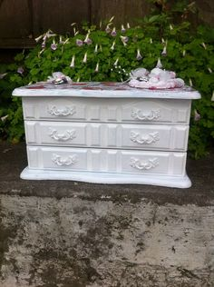 MOTHER'S DAY GIFT Restored Vintage Cabinet by LoreNovedades, $59.00