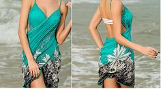 floral swimsuit cover up dresss