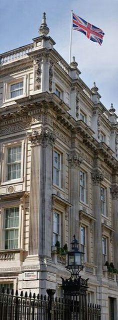 ~Downing Street, London | The House of Beccaria