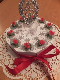 Gastgeschenke - Torte zum Befüllen - ein Designerstück von HeurekaRe bei DaWanda