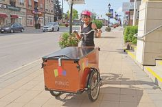 "Once upon a time, not so long ago, there was a motorized library on four wheels. The ""book mobile"" used to visit various locations around town, engine running, while potential library patrons peru…"