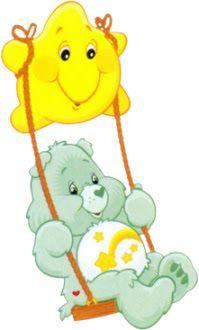 Care Bears Wish Bear kids vynil car sticker x Care Bears, Bear Cartoon, Cartoon Kids, Cute Cartoon, Tatty Teddy, Teddy Bear, Care Bear Tattoos, Care Bear Party, Images Murales