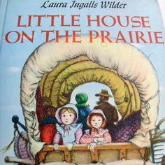 Laura Ingalls Wilder was my heroine ... when tasked to write a paper on my own personal utopia, it was prairie pioneers.