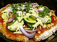 Well on Wheels - The traveling vegan chef: Truly OMG Crispy Chewy Gluten-free Vegan Pizza