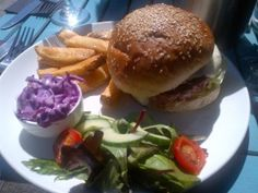 Nobles is very good. Great bunny burger! :-)