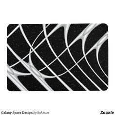 Space Galaxy Galaxy Space Design Floor Mat - Cool fractal of space. You can see the stars through the windows of a strange space ship. This design is just awesome Galaxy Space, Galaxy Galaxy, Through The Window, Unusual Things, Welcome Mats, Floor Mats, Astronomy, Fractals, Weird