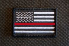 KM Outfitters® (USA Flag Thin Red Line) Patch KM Outfitters® http://www.amazon.com/dp/B00JNUWNSK/ref=cm_sw_r_pi_dp_hhNdvb16DHP9J
