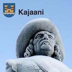 kajaani Finland, Places, Lugares