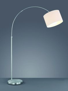 PAPUA PIANTANA ARCO NERA Lampade moderne da terra | lighting ...