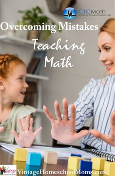 We all make mistakes teaching math but in this episode, we will learn that these can be overcome. Today's guest discusses the program Pat Murray created. Math Teacher, Teaching Math, Math Resources, Math Activities, Math Jokes, Basic Math, Free Math, Homeschool Math, Math Facts