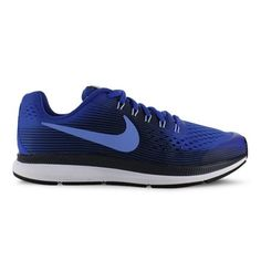 5f5cf9259d08 NIKE ZOOM PEGASUS 34 GS KIDS ROYAL PULSE OBSIDIAN
