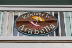 Arabella 588 L Outer Banks Vacation Al Home Beach Cottage Signs Www Carolinadesigns