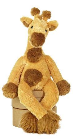 726a03baf60 19 Aurora Plush Scruffles Giraffe Stuffed Animal Toy Zoo Jungle Safari NEW