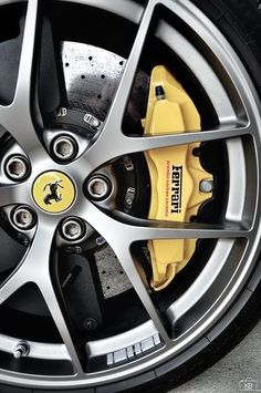 Ferrari wheels