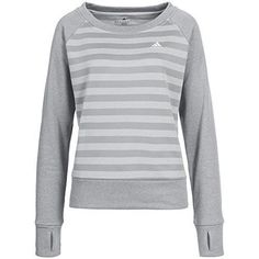 adidas Damen Fleece Crew Sweatshirt M60926