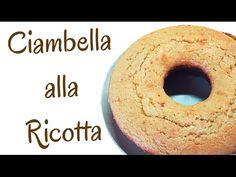 CIAMBELLONE ALLA RICOTTA FATTO IN CASA DA BENDETTA - Homemade Ricotta Cheese Cake | Fatto in casa da Benedetta