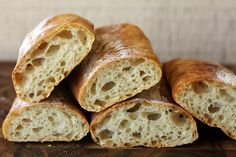 STIRATO RECIPE  Ingredients  400 grams (3 cups) bread flour 1 1/4 tsp salt 1/4 tsp instant yeast 300 g (1 1/2 C) cool water