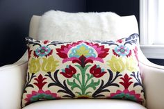 Love pillow. 6th Street Design School: Feature Friday: The Nesting Game