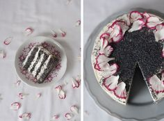Mák jsem nikdy neměla nějak zvlášť voblibě, ale poslední dobou sekarta obrací ajá peču makový cheesecake, makový dort, dělám si domácí makové mléko achystám senamakové palačinky.
