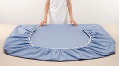 How To Fold A Fitted Sheet Easy Tips And Tricks | The WHOot