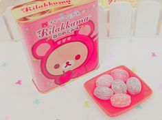 ♥ pink Candy