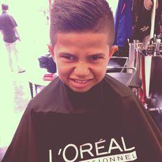 New haircut Senna #barbersontour#barbershop#bazaar#beverwijk