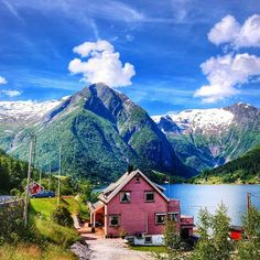 Balestrand - this is Norway for you!!