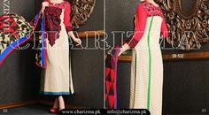 Charizma launched Charizma Range Vol 2 Eid Collection for Women. Chrizma Eid Collection by Riaz Arts Shalwar Kameez Suits are very popular among women as the designers make a good jobs to create these beautiful prints.