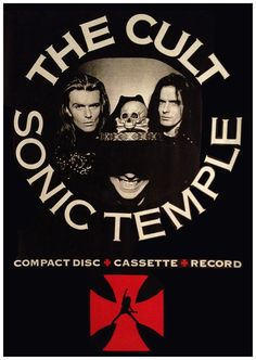 The Cult Promotional Ad https://www.facebook.com/FromTheWaybackMachine
