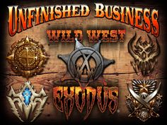 Wild West Exodus: Unfinished Business's video poster