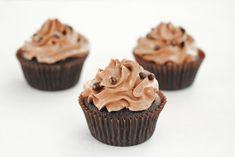 Ultimate Chocolate Cupcakes   Kirbie's Cravings   A San Diego food & travel blog