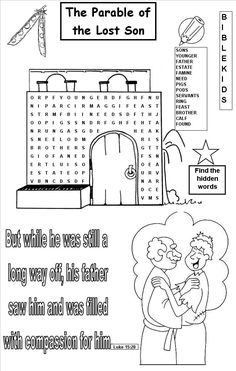 Bible Crossword Puzzles for all ages Word Puzzles Printable, Word Search Puzzles, Crossword Puzzles, Sunday School Activities, Sunday School Crafts, Bible Study For Kids, Bible For Kids, Hidden Words, Holiday Club
