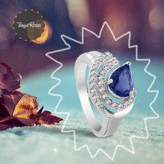 Bling= Happiness #BlingItOn #Ring #Jewellery #TanyaRossi