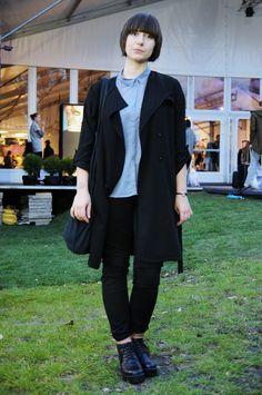 Marta, 18 - ŁÓDŹ LOOKS www.facebook.com/lodzlooks #fashionweekpoland #fashionphilosophy #lodz #lodzlooks #fashionweek