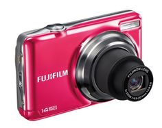 Fujifilm JV300 Digital Camera - Pink (14MP, 3x Optical Zoom) 2.7 inch LCD Screen -   14 Mega Pixel 3x Optical Zoom 2.7 LCD Screen HD Movie Mode  For photographers looking for an everyday camera thatll deliver great quality images across a variety of situations, Fujifilm have created the FinePix JV300  a budget-friendly, stylish, compact camera that has... - http://unitedkingdom.bestgadgetdeals.net/fujifilm-jv300-digital-camera-pink-14mp-3x-optical-zoom-2-