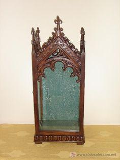 capilla hornacina gótica