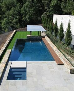 Modern Pool And Spa  Swimming Pool  Marta Fry Landscape Associates  San Francisco, CA