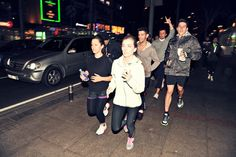 Nike Run by Fırat Doger, via Behance