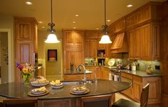 tuscan kitchen decorating ideas - Google Search
