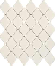 51 052 Warmgrey Glossy Convex Loft Porcelain Mosaics