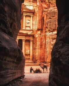 Petra Jordan    Tim Jordan      Places Around The World, Oh The Places You'll Go, Places To Visit, Around The Worlds, Beautiful Places To Travel, Wonderful Places, Adventure Awaits, Adventure Travel, Camping