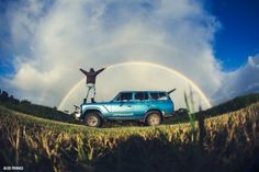 Rainbow Protection Shield. - Alex Frings Photography