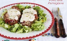 Pollo alla parmigiana senza glutine #ricette
