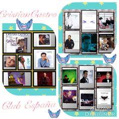 El tesoro mas grande de mi vida la música y los discos de Cristian Castro