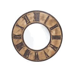 http://beautifulhomestore.com/13849.html  Time Will Tell Mirror- Free Shipping  Item#: 13849