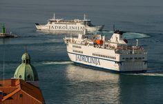 Ferry Split to Hvar