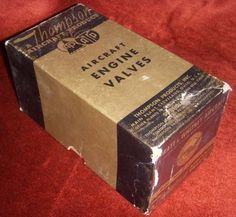Great wwii #thompson #aircraft products #parts box for pratt & whitney engines,  View more on the LINK: 	http://www.zeppy.io/product/gb/2/331439251564/